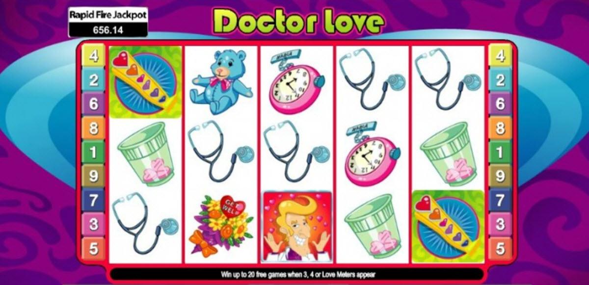 doctor love slot